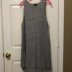 Preowned Cotton/linen Aline short dress